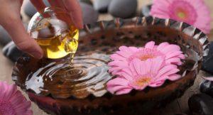 Лечение ароматерапией